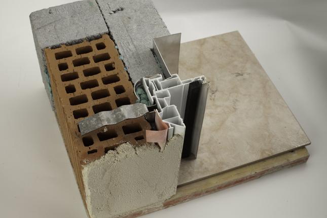 Controtelaio per serramenti pvc bergamo - Controtelaio finestra pvc ...