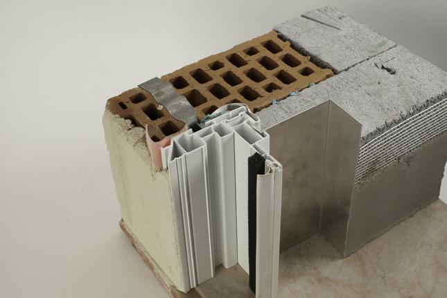 Controtelaio per serramenti pvc bergamo - Imbotti in alluminio per finestre ...