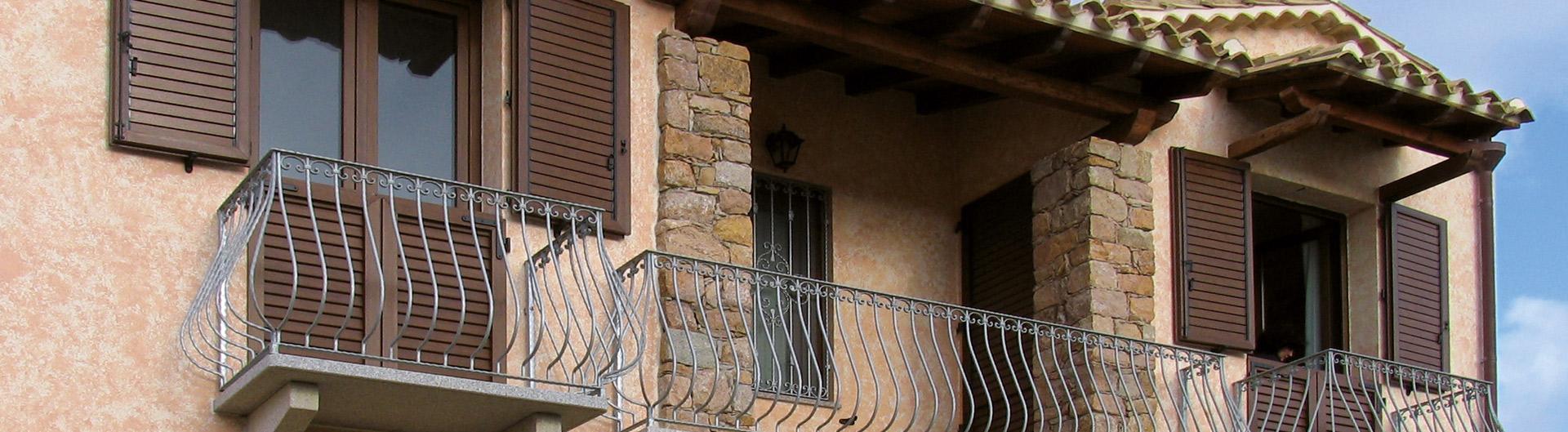 Sistema finestre topazio in PVC
